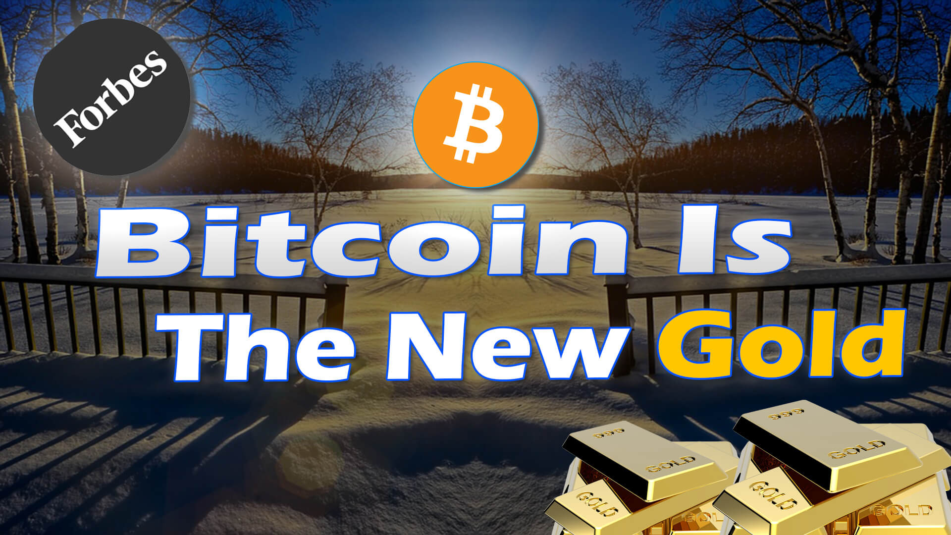 bitcoin is new gold blog